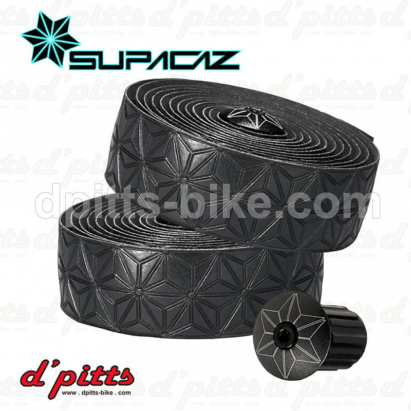 Bar Tape Supacaz Kush Classic Black